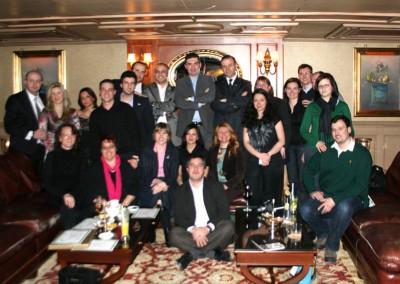 Optum Team in der Türkei